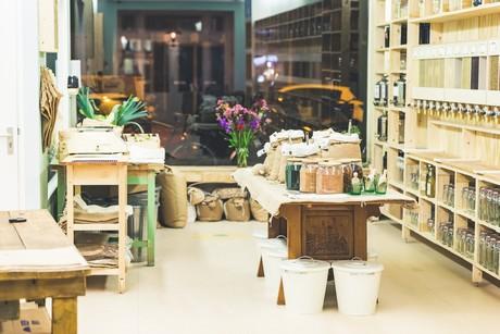 Dit is een 'plant-based minimal waste' natuurvoedingswinkel