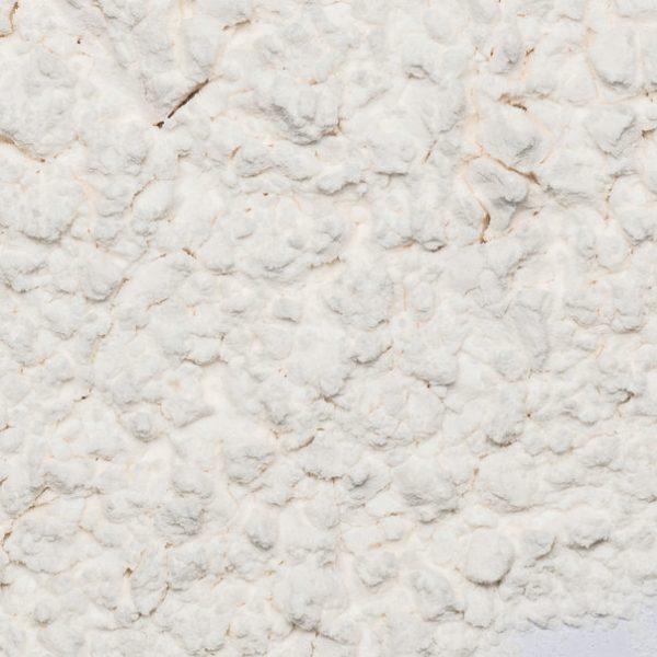 close up of Arrowroot Powder Organic