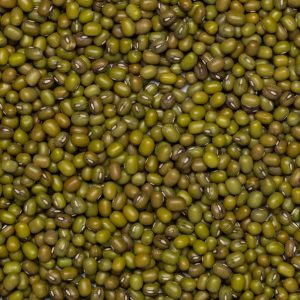 close up of Mungbeans Organic & Fairtrade
