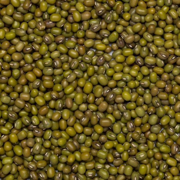 close up of Mungbeans Organic & Fairtrade