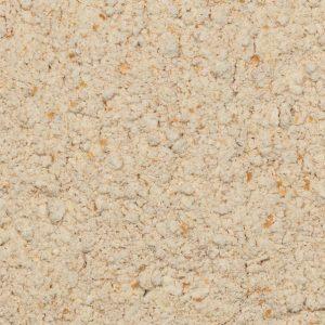 close up of spelt flour organic